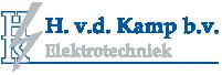 H. van de Kamp Logo